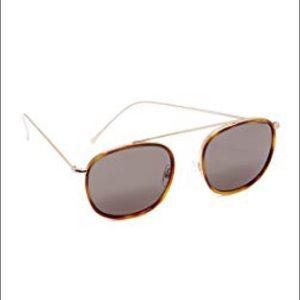 Illesteva Mykonos ace 2 sunglasses tortoise